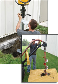 structural repair specialists in Waterloo, IA