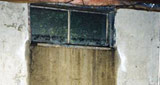 Leaky basement window replacement in Greater Des Moines